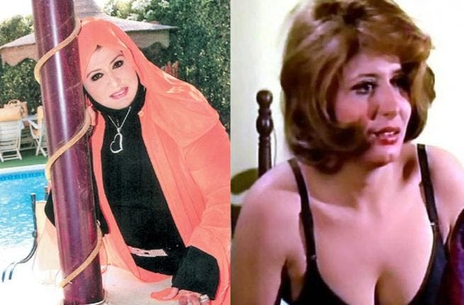 Egypt today from Egypt of yesterday: The transformation from a liberal culture to a more conservative one is embodied in one actress, Suhair Ramzi.
