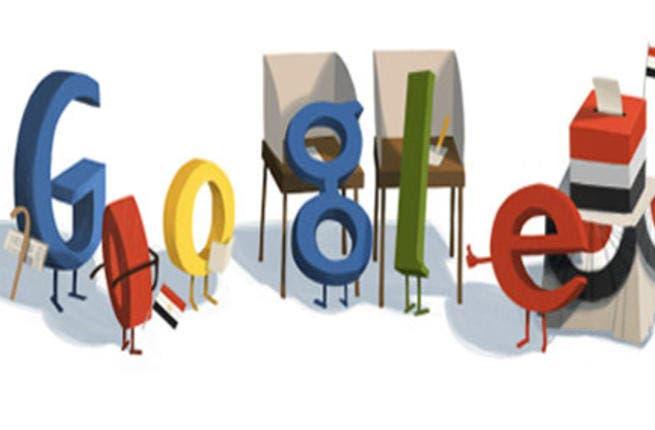 Google has a say in Egypt's Choice.