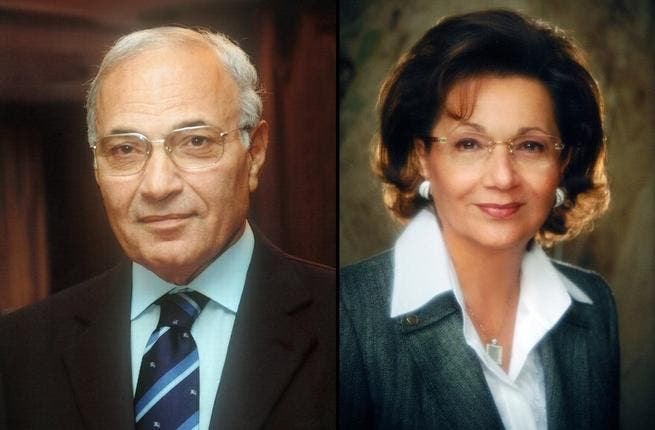 One mock conspiracy played on the idea that Ahmed Shafiq was just another way in for the old Mubarak cronies, going something like this: Shafiq's wife dies, Shafiq becomes president of Egypt, Mubark dies, Shafiq marries Suzanne and Jamal becomes the new Egyptian president!