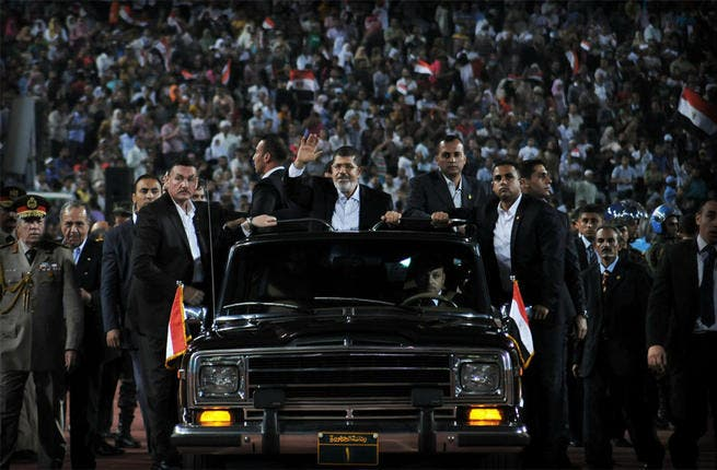 Morsi's power-trip: After earning kudos for almost single-handedly orchestrating a cessation of hostilities between Gaza & Israel, Morsi thought he'd treat himself to some good old-fashioned power. The President on 22 November decreed immunity for the panel drafting a new constitution and protection to the Islamist-dominant upper assembly.