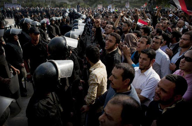 The judiciary strike back: Despite round one going to Morsi, Egyptian judges went on strike following the decree adding pressure to the government to back down.