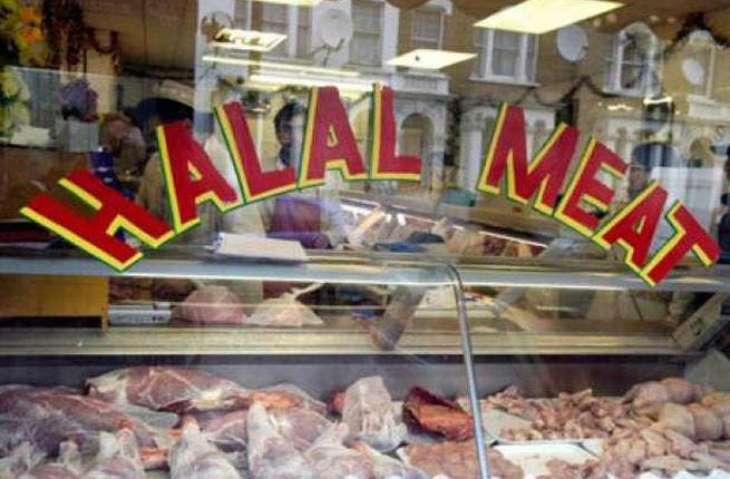 For the animal-loving or faint-hearted, look away now. The slaughtering of sheep is key to this Eid - so for the squeamish expats, unused to seeing rivers of halal blood running through the streets, the slaughterhouse vibe or stench of freshly butchered meat is unpalatable. Better stick to your veggies indoors if you have a penchant for PETA.