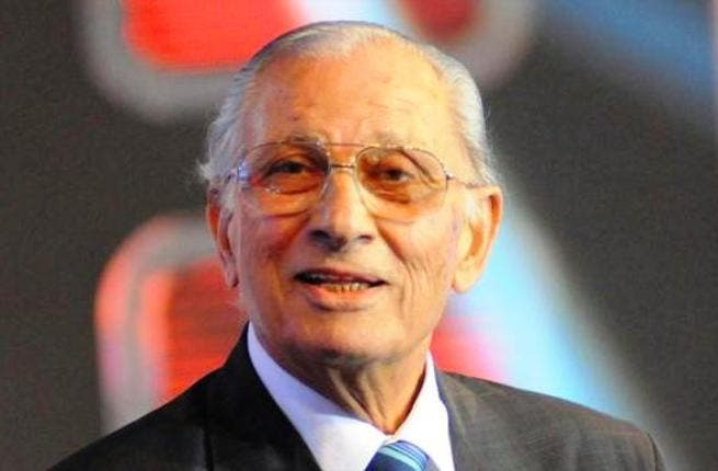 Egyptian actor legend Omar al Harriri  died at 85, having not before having seen his country dramatically transform.