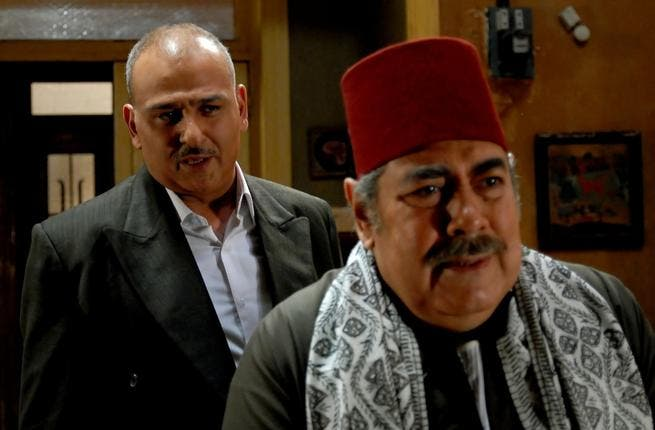 """Famous actor Jamal Suilman finished filming 90% of his upcoming series titled """"Shawarie Khalfeyeh"""" (Back streets)."""