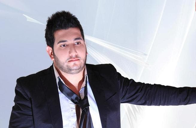 Basil Saqer is preparing a song in time for Valentine's Day, entitled fittingly 'Your Love is Certain. Both the lyrics and the melody come from Pierre Rahbani. Saqer will be recording this single, produced by the online company
