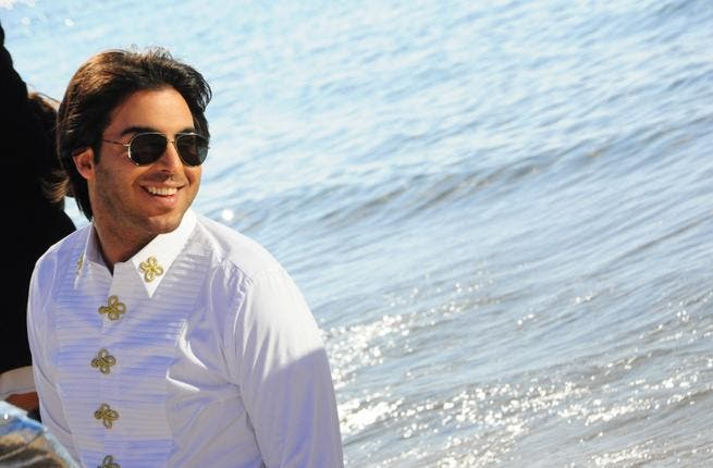 The Moroccan singer Aabed has completed shooting for his song,
