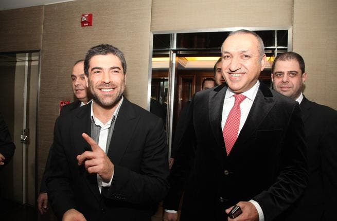 Wael Kfoury, the Lebanese super-star, has finally returned to 'Rotana' -  the Mideast production company -  after their  estranged relationship. His comeback into their fold has been cause for celebration. Rotana held a reception in the 'Eau de Vie' hall of Phoenicia Hotel of Beirut that was well-attended by a strictly regulated media presence.