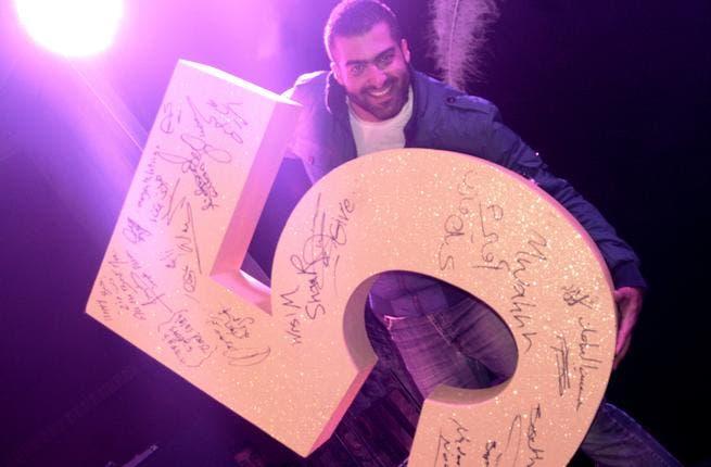 Mazen Diab, the Lebanese media personality, hosts a Jordanian radio show called