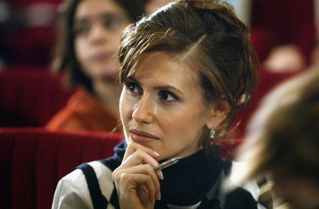 Syria's Asma al-Assad gets compared to Princess Diana by her people. She is charming, well-spoken, well-educated. Such a proponent of all things progressive, she can even claim equal share in the decision to marry with Bashar!