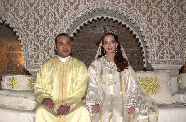 Lalla Salma keeps low as First Lady of Morocco, though seen more than predecessors. Admired for blending tradition with modern fashion, she wears kaftans that don't come cheap, having taken as much as a year to create for a single wear.