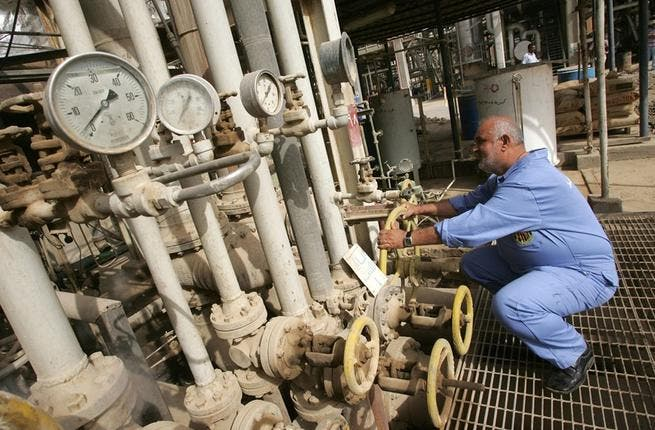 A slippery slope: Iraq is pumping out oil but where is the revenue is flowing? Iraq wants to be the world's largest oil producer and current output is the highest since Saddam sanctions. Profits are yet to trickle down to the people of Iraq, and state-coffers need to be investing in a new stable country.