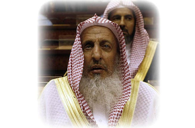 Searching for the spotlight: Saudi Arabia's Grand Mufti Abdul Aziz al-Sheikh has hit out at the arbitrary releasing of religious edicts by Muslim preachers, calling these controversial fatwas nothing more than a desperate cry for attention.