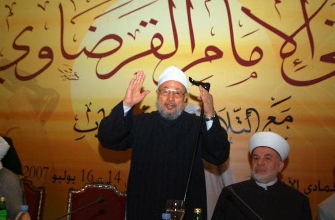 A Fatwa to Kill: Youssef Qaradawi, Egyptian scholar, addressed Copts & Muslims in Egypt, staunchly supporting the revolution. In Libya, he used his influence to rouse the rabble to kill their dictator: One Friday prayer, he authorized the murder of Gaddafi, deeming it 'halal' and a even a duty: 'to get closer to God, you must kill Gaddafi'.