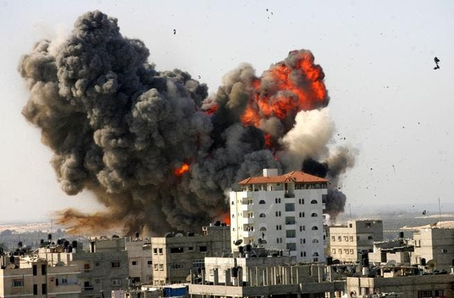Gaza to burn again? Other tidbits from the leaks suggest that Gaza is more likely to be attacked than Iran: A source predicts