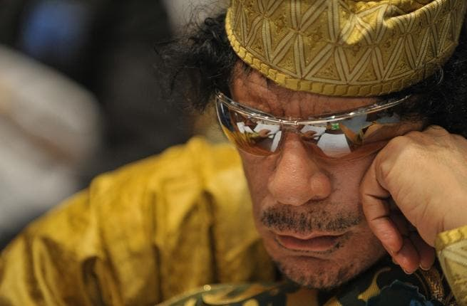 Muammar Abu Minyar al-Gaddafi has been ruling Libya for a whopping 41 years.