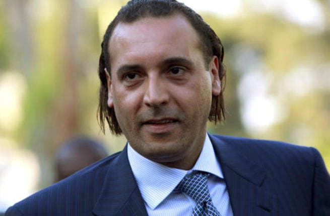 Hannibal - Worked in oil exports for Libya's General National Maritime Transport Co. Not shying from the media spotlight, nor attracting positive press, he was accused of beating his pregnant partner in Paris, and later in a London hotel.