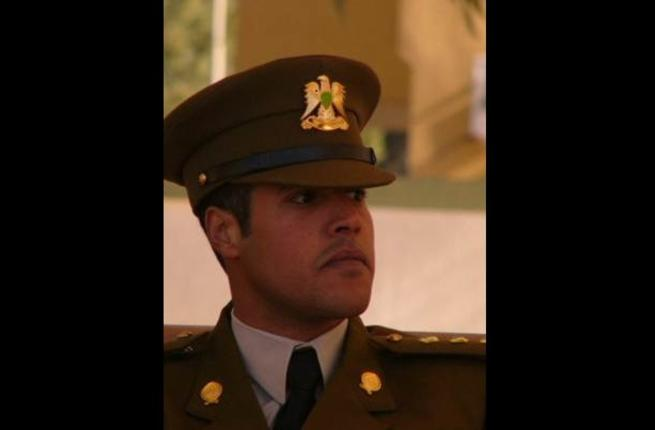 Khamis Gaddafi - a captain in the Libyan army who operates his own special forces unit, having received military training in Russia.  He headed up the suppression of protests in Benghazi.