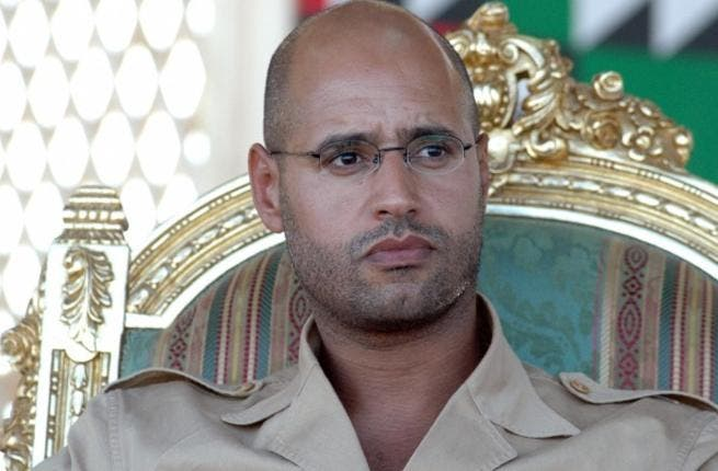 Saif al Islam - An architect and eldest son from the second marriage and not on good terms with his brothers Mutassim, Hannibal, Saadi and sister Ayesha. Most known for his chairmanship of the Gaddafi charity foundation.