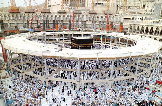 "Jams around the Jamarat: Crowd control measures for Hajj mean that Hajjis will dodge traffic, with 5 levels of access now installed for pilgrims to participate in the stone-throwing ritual. Since the fatal 2006 ""stampede,"" Saudi authorities have installed new crowd routes and emergency ramps to prevent congestion & chaos - Al Hamdulilah!"
