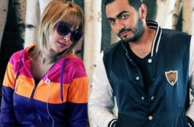 2012 has been a scandalous year for Tamer Hosny - rumors have been rife about his marriage to Basma Bosil, with former fans hitting out at the star for reportedly forcing his wife to dump her career. Not letting the haters keep them down, the pair hope they might at least get God's blessing on Hajj this year.