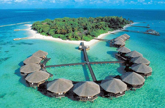 Maldive Islands - this holiday haven in the Indian Ocean is quite stridently Islamic, yet the tourists flock to enjoy the natural beauty of the best recreational diving destination in the world. Since 2009 they can frequent the 'native' islands (where booze, porn & pork are banned) as well as the freer resorts to which they were confined prior.