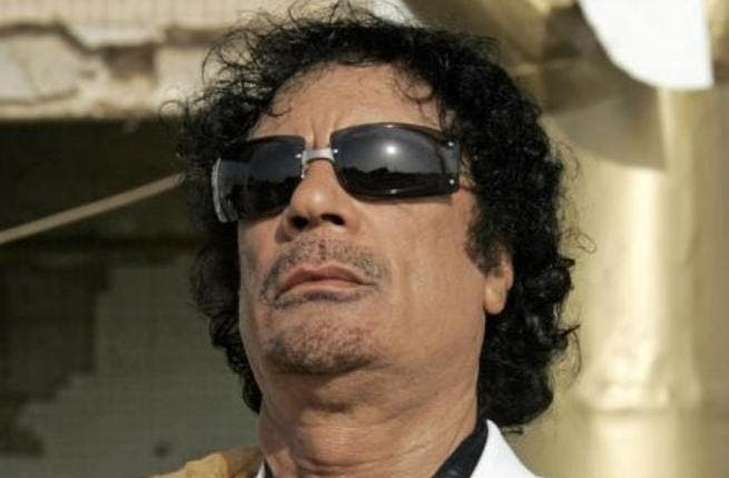 Gaddafi- intervened in a civil war in Chad, expended his energy on his private ambition to claim the northernmost part of Chad as part of Libya (not dissimilar to Saddam's Kuwait bid); energy that could have been better spent on preventing his own civil war.