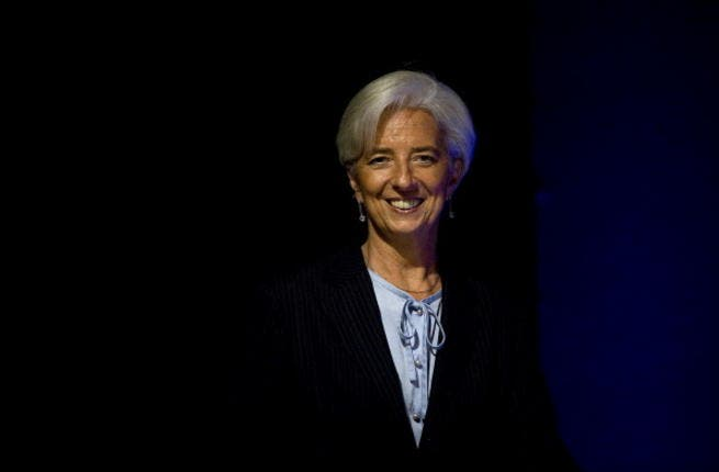 Christine Lagarde is the first woman to head the IMF. Lagarde is a less controversial character than her predecessor, who was accused of raping a hotel maid.