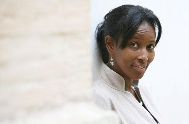 Behind every man, a woman: Ayaan Hirsi Ali's screenplay for Theo van Gogh's movie Submission led to death threats, for both herself and the now dead director. 'Ex-Muslim' is how the Somali-Dutch feminist identifies, known for her critical views of Islam and of the Prophet (PBUH). A letter stabbed to Van Gogh's body was a death threat to Hirsi Ali.