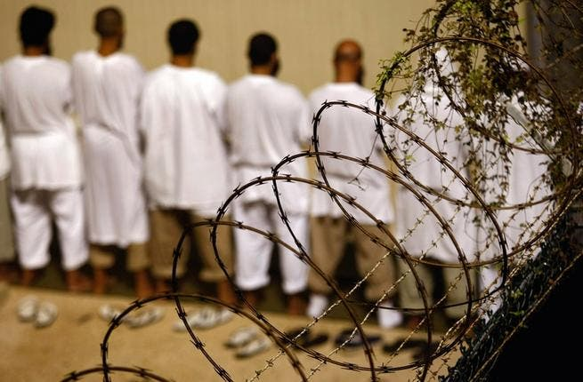 Guantanemo crimes against Islam's holy book: US 'interrogators' at the US military prison at Guantanamo Bay allegedly committed abuse including desecration of the holy Quran in 2005.  US soldiers put copies of the Quran on toilets, flushing one down a toilet. The story was later retracted but not before the damage was done in global anti-US riots.