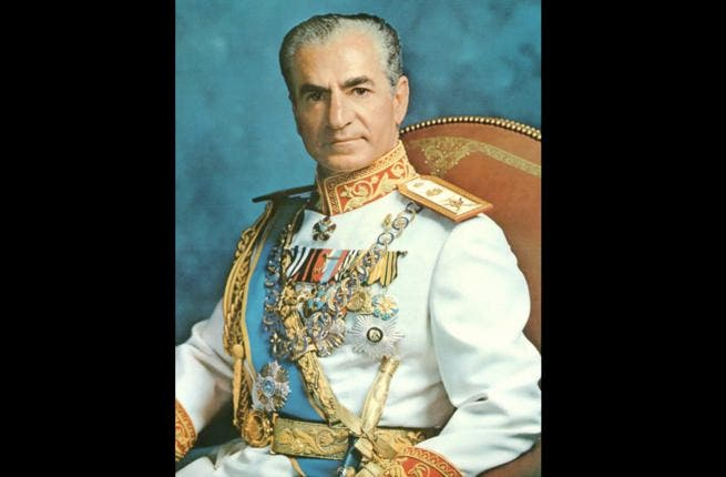 Shah of Iran: The last Shah, Mohammad-Reza Pahlavi, returned an official visit to the KSA following diplomatic activity in 1928 between