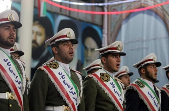 Bells chimed across Iran to mark the return from exile in 1979 of Ayatollah Ruhollah Khomeini, the trigger for a revolution which spawned an Islamic state now engulfed in a deep political crisis.
