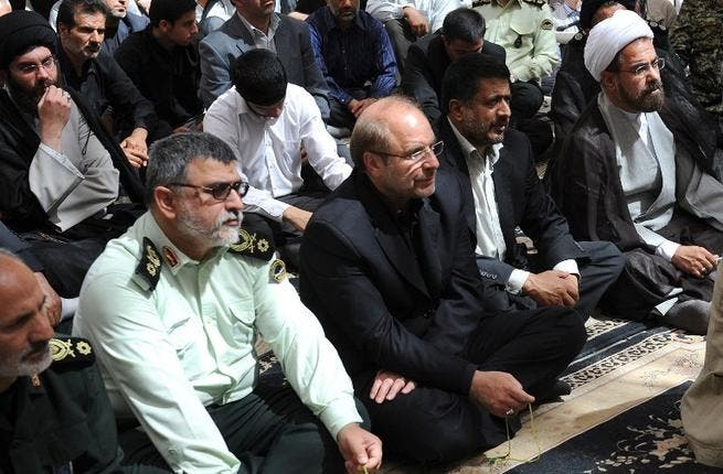 Conservative darling- Conservative Mohammad Ghalibaf has held a lead at the head of the conservative pack, polling consistently above 20%, although he's been overtaken by Rouhani overall. A popular mayor of Tehran since then, he previously served as the Chief of National Police from 1999 - 2005.