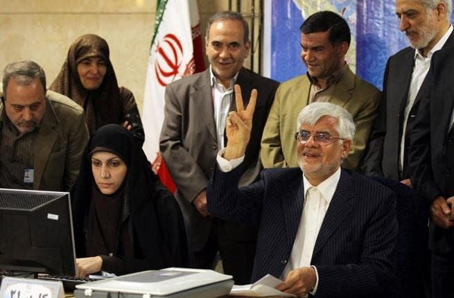Mohamad Reza Aref is a former Vice-President and could be seen as a safe pair of hands at a time when the country faces a worsening economic situation.