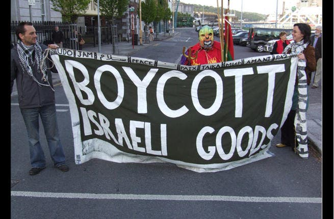 Freedom of expression: Israeli lawmakers have passed a law that makes it illegal to call for a boycott of Israeli goods, services or cultural organizations. Military law makes it illegal for Palestinians to gather to protest -- even in a non-violent way.