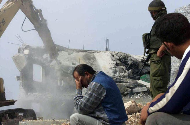 Land: Since 1947, Israel has confiscated land for settlement purposes.  In direct violation of the Oslo accord, 2013 saw a 70% increase in settlement activity, even as peace talks were underway. Over 40% of settlement land is privately owned by Palestinians. With every new settlement, a two state solution becomes less likely.