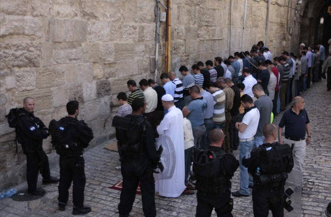 Religion: Jews in Israel are conferred more rights than Muslims and Christians. The state has also frequently imposed curbs on the freedom of worship. Since Ariel Sharon's provocative visit to the Al-Aqsa mosque in 2000, Israel has frequently imposed restrictions on Muslims wanting to enter the mosque, the third holiest site in Islam.