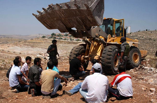 Economy: According to the U.N., Palestinian farmers have lost access to over 40% of land due to settlements. Fishermen are restricted to 5 kilometers of coastline. Goods produced in the settlements for export are heavily subsidized by the Israeli government. Today, the Palestinian Authority suffers from a budget gap of $350 million.