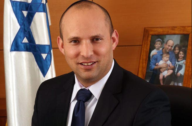 Living on a prayer: Naftali Bennett conquered the American dream before occupying his Aliyah! He moved to the U.S. to build a silicone software career and 'entrepreneured' his way to his own anti-fraud software company that sold for $145 mn. Bennet (and wife) got their piece of the pie in Israel: he went political and the wife turned pastry chef.