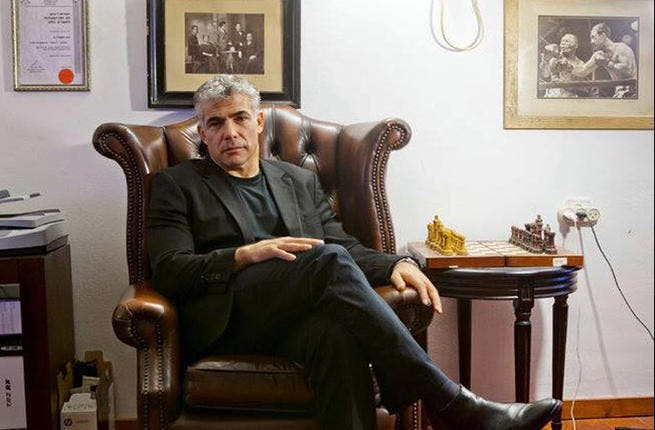 Whopping wastas: From high-school drop-out to political stardom via small screen hot-shot news anchor and movie star, Yair Lapid's good looks seemed to land him everything but the doctorate he coveted - Lapid got a university department shut down for being too 'lax'. Still the Israeli government took him on as Finance minister.