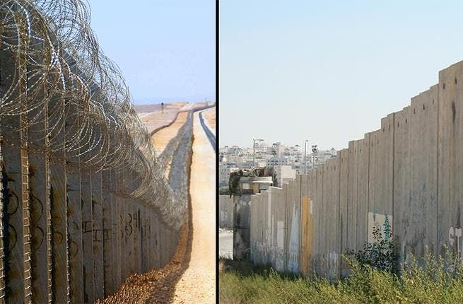 Israel going wall-crazy? Israel could be walling itself off from the world: In an era where walls are being brought down, Israel is erecting barriers and fences. Concrete walls served to seal off the West Bank and now a fence is barricading the Sinai. How more isolated can a small country bordered by four hostile fronts get?