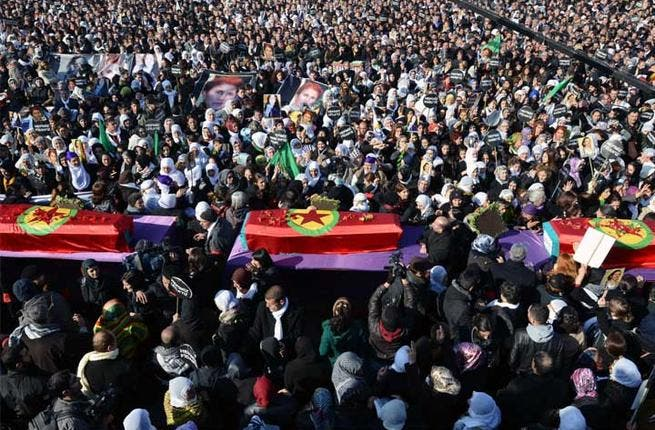 Turkey's fight with their Kurdish population spilled over into the rest of Europe earlier this year when PKK activists were killed in France. But, having moved the battle outside his home country, their Turkish killer must face the full wrath of the French law.