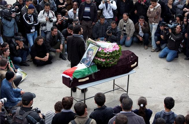 Israeli theatrical Jewish activist for Palestine is killed by his own kindred
