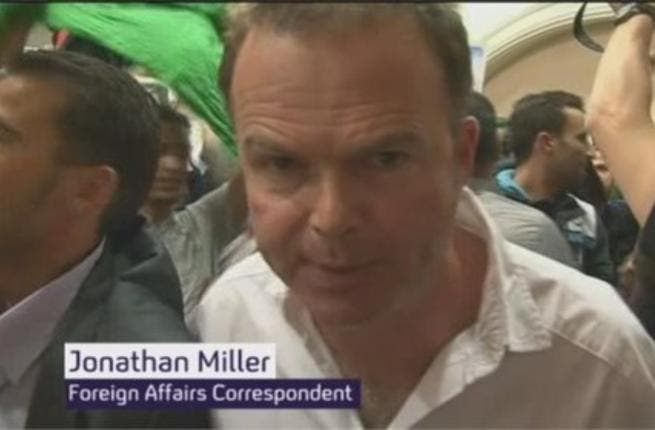 Jonathan Miller one of her concerned willing audience, but for the government hands' interference, he might have heard more and helped in her plight.