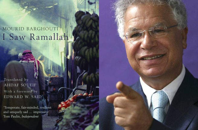 Mourid Barghouti, I Saw Ramallah - The story of a poet's return to his West Bank hometown after decades in exile blends happiness, frustration and sorrow, serving as a delicate reminder of the human and emotional elements of the Palestinian conflict that transcend the borders of the occupied territories and news headlines.