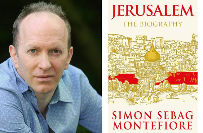 Simon Sebag Montefiore, Jerusalem: The Biography - Master historian of the 20th Century, Montefiore retired from writing on Russia and focused on the epic and sprawling 3000 year-old history of the world's epicentre, Jerusalem.  In Jerusalem, the current Israeli-Palestinian struggle for the holy city is put into a fascinating historical context.