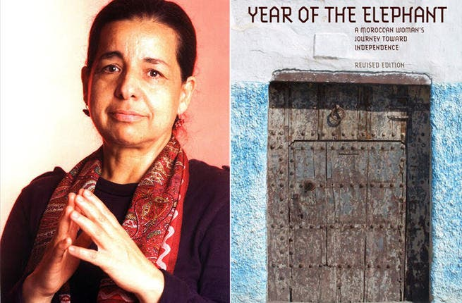 Leila Abouzeid, Year of the Elephant - the first novella by a Moroccan female author to be translated into English, this book captures Morocco's struggle under the French occupation. Abouzeid reminds readers how the conflict between tradition and modernism in her North African country creates tensions that makes Moroccans not so