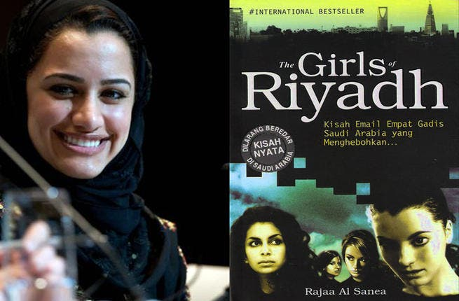 Rajaa Alsanea, Girls of Riyadh - Written with an Arabian Nights-esque narrative, this novel exposes the hidden lives of Saudi Arabia's upper-class women, following the stories of four girls in the capital. Immediately banned in Saudi for sexy content after it was published in 2005, the book has now become a hot Middle Eastern bestseller.
