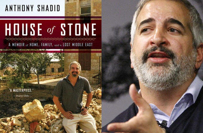 Anthony Shadid's House of Stone/Night Draws Near/ Iraq's People in the Shadow of America's War: Shadid's thoughtful books on Lebanon and Iraq are unforgettable. Of Lebanese nationality and a former foreign correspondent for the New York Times, his understanding and love for the region is exemplified by the fact that he died writing in Syria.