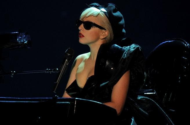 As if there wasn't already enough controversy, Madonna borrowed a little scandal from Lady Gaga by singing 'Born This Way', a song banned in a number countries in the region.