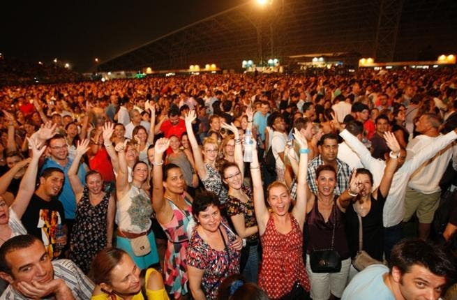 Madonna fans in the Middle East leg of the tour were divided on whether she was too old, too 'hot', too hypocritical, too peace-pushing, too outrageous or just right.